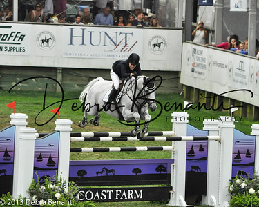 The Hampton Classic 2013