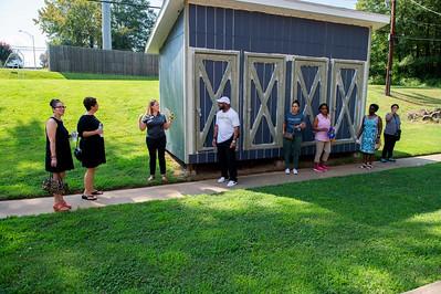 The Harvest Center Open House 8-15-19 Jon Strayhorn