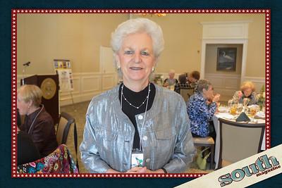 President Mary Burnett