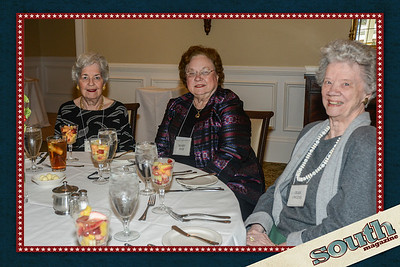 Jean Owens, Mary Hay, and Mar Celene Willingham