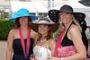 Kerri, Krista and Megan<br /> <br /> Kentucky Oaks 135 - Churhill Downs  Louisville, Kentucky