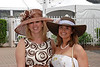 Kentucky Oaks 135<br /> <br /> Mother and Daughter<br /> <br /> Jenny and Krista