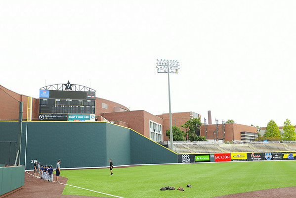 The Knights @ Vanderbilt Stadium