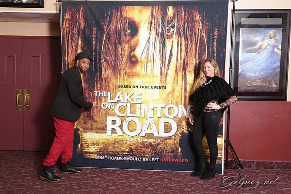 The Lake on Clinton Road movie premiere Dec 18 2014