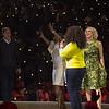Pastor Rob Bell; Iyanla Vanzant; Elizabeth Gilbert; Oprah Winfrey