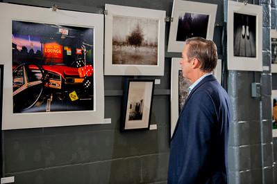 The Light Factory 37th Annual Art Auction 11-2-19 by Jon Strayhorn