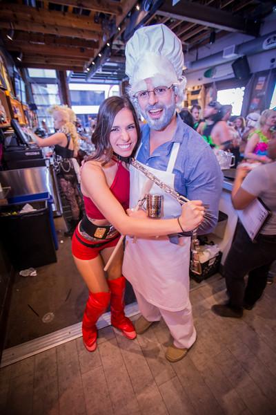 Local Brew House Halloween! 10-31-15