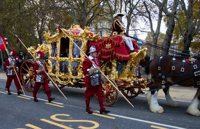 The Lord Mayor's Show - 2018