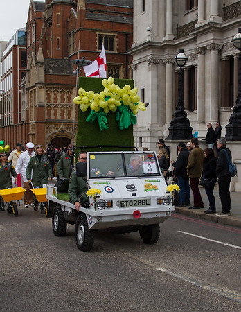 The 804rd Lord Mayor Show