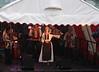 Folk singer at The Mayor's Thames Festival 2008
