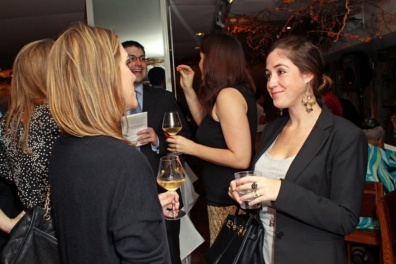 New York - November 16: Guests in attendance at the 2010 Back to the Bull Reception at Park Avenue Fall on Tuesday, November 16, 2010 in New York, NY.  (Photo by Steve Mack/S.D. Mack Pictures for Mentoring Partnership)