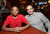 New York - January 21:  Mentors' Day for mentors and mentees at Dave and Buster's in Time Square on Saturday, January 21, 2012 in New York, NY.  (Photo by Steve Mack/S.D. Mack Pictures)