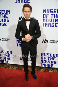 Eddie Redmayne Museum of the Moving Images Salutes Hugh Jackman at Cipriani 55 Wall Street Arrivals New York City, USA- 12-11-12 photo by Rob Rich/SocietyAllure.com © 2012 robwayne1@aol.com 516-676-3939