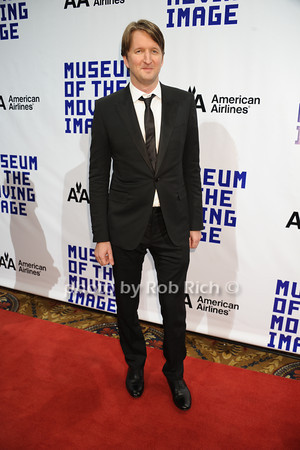 Tom Hooper<br /> Museum of the Moving Images Salutes Hugh Jackman at Cipriani 55 Wall Street<br /> Arrivals<br /> New York City, USA- 12-11-12 photo by Rob Rich/SocietyAllure.com © 2012 robwayne1@aol.com 516-676-3939