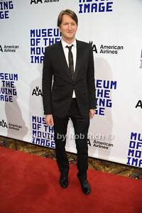 Tom Hooper Museum of the Moving Images Salutes Hugh Jackman at Cipriani 55 Wall Street Arrivals New York City, USA- 12-11-12 photo by Rob Rich/SocietyAllure.com © 2012 robwayne1@aol.com 516-676-3939