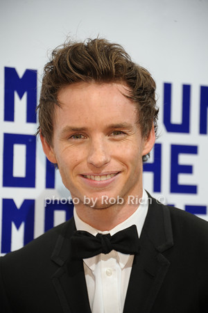 Eddie Redmayne<br /> Museum of the Moving Images Salutes Hugh Jackman at Cipriani 55 Wall Street<br /> Arrivals<br /> New York City, USA- 12-11-12 photo by Rob Rich/SocietyAllure.com © 2012 robwayne1@aol.com 516-676-3939