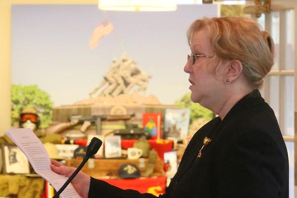 The Piedmont Triad Foundation's Iwo Jima Survivors Association Memorial Luncheon