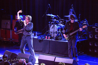 The Psychedelic Furs on stage at Fete in Providence. - June 2013