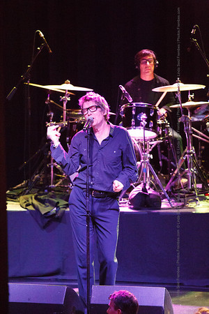Richard Butler of the Psychedelic Furs on stage at Fete in Providence. - June 2013
