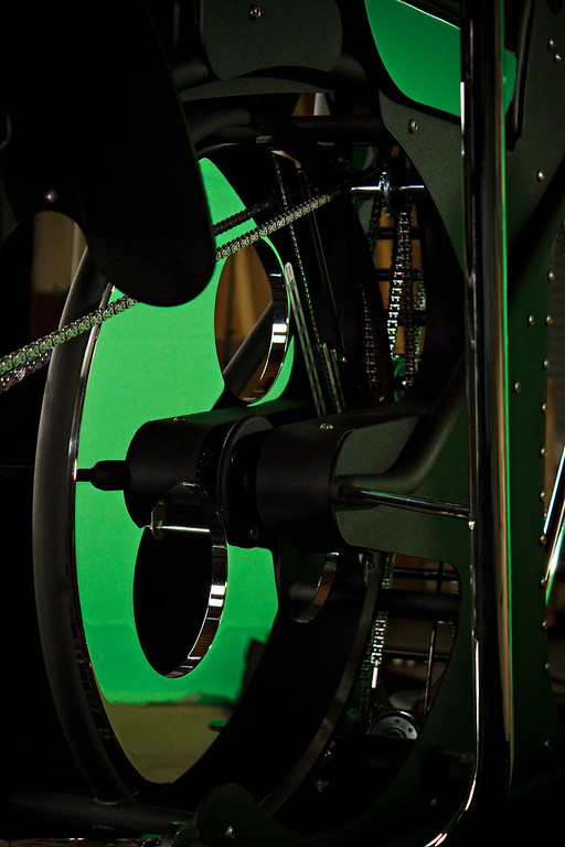 ROM Flywheel.