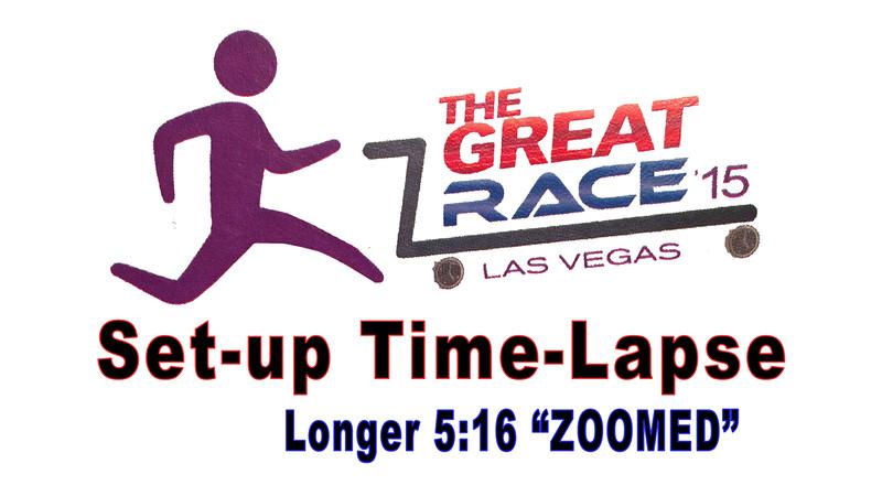 •Set-Up Time-lapse Longer 5 Min ZOOMED (5:16)