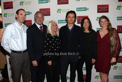John McCauley, Stewart F. Lane, Ellen Krass, Orlando Bloom, Darryl Schaffer, Bonnie Comley