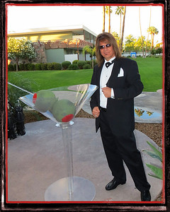 Now this is my kind of martini.