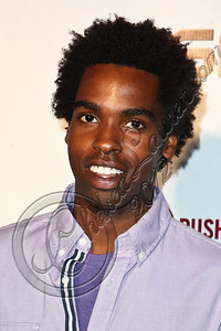 HOLLYWOOD, CA - JUNE 07:  Actor Dan Curtis Lee arrives at the (RED)RUSH Games party at Avalon on June 7, 2012 in Hollywood, California.  (Photo by Chelsea Lauren/WireImage)