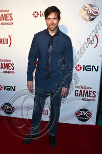 HOLLYWOOD, CA - JUNE 07:  Actor Andrew Bowen arrives at the (RED)RUSH Games party at Avalon on June 7, 2012 in Hollywood, California.  (Photo by Chelsea Lauren/WireImage)