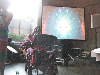The Return of Sun Ra to Save Planet Earth!