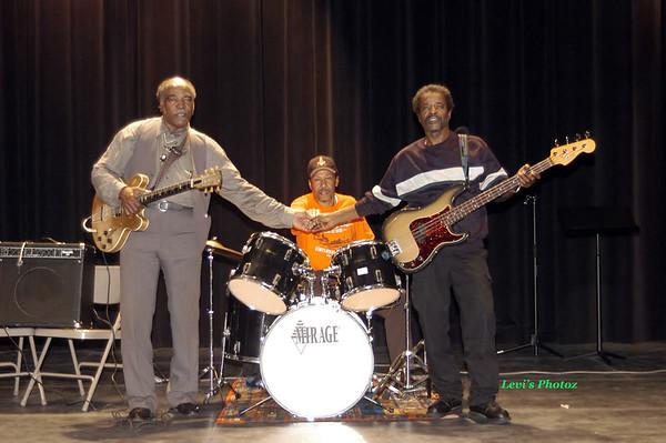 The Smokehouse Band @ DHS