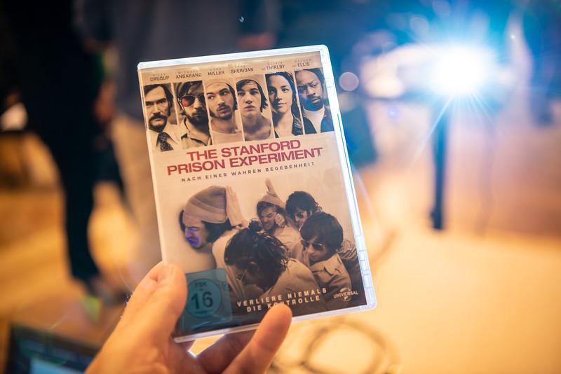 The Stanford Prison Experiment - Prof. Philip Zimbardo