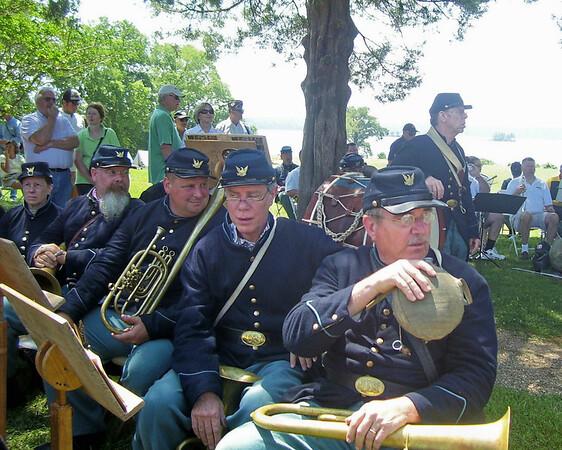 The Taps 150 Anniversary at Berkeley Plantation 2012