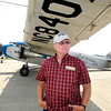 John P. Cleary | The Herald Bulletin<br /> Dave Ross is a volunteer for the Experimental Aircraft Association and flies the 1929 Tri-Motor airplane all over the United States.
