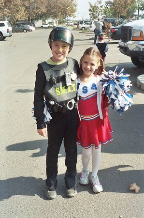 The Tracy Halloween Parade