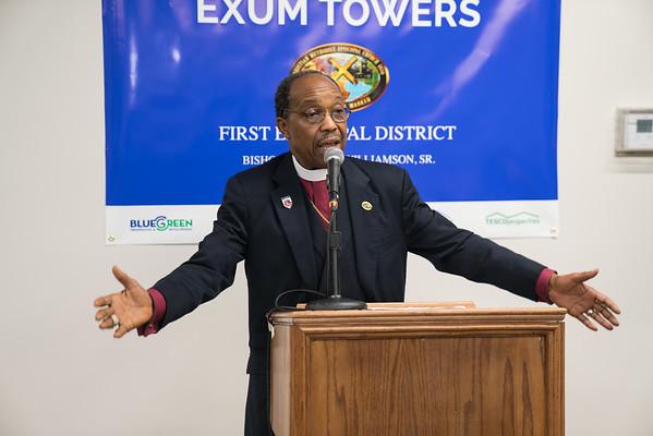 The Transformation Celebration of John Madison Exum Towers