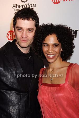 James Frain, Marta Cunningham photo by Rob Rich © 2008 robwayne1@aol.com 516-676-3939