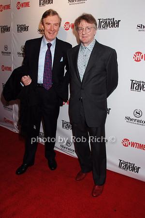 Morgan O'Sullivan, Michael Hirst photo by Rob Rich © 2008 robwayne1@aol.com 516-676-3939