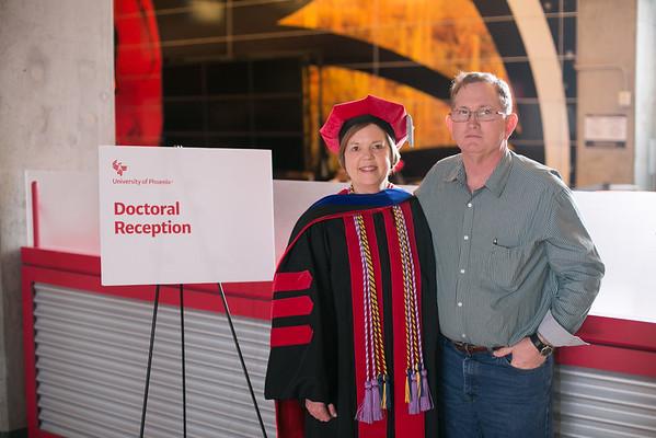 November 2014 Doctoral Graduation Reception