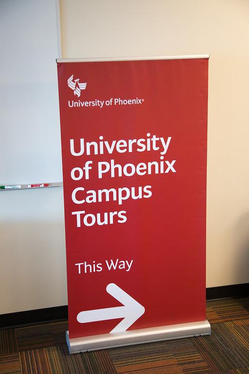 October 2014 Phoenix Campus Tours
