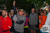 "Kicking off with the ""sermon on the truck"", runners traversed the Razorback Greenway, roads, and a creek crossing going from Bentonville Square to Fayetteville Square for the unofficial Square 2 Square Marathon."