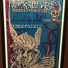 Quicksilver Messenger Service - Grateful Dead Poster