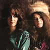 Grace Slick & Janice Joplin - Jim Marshall Photograph - All Rights Reserved