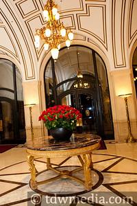 The Palace Hotel Lobby