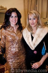 Andrea Azar and Jani Friedman