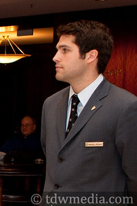 Michael Hermany, Outlets Manager Palace Hotel
