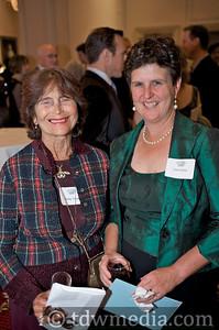 Betty Toole and Lisa Carey