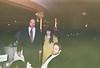 Jeff Rosenthal and Margaret Fulford; Pat enjoying the open bar