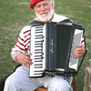 Our personal French style accordionist, Dave.