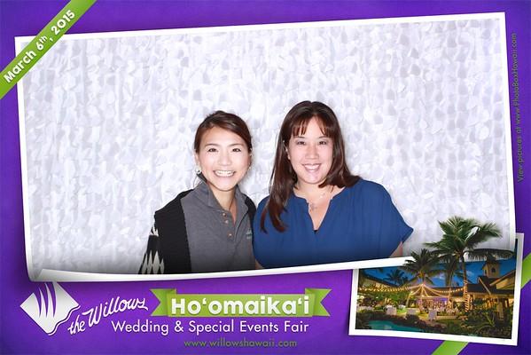 The Willow's - Ho'omaika'i Wedding & Special Eevents Fair